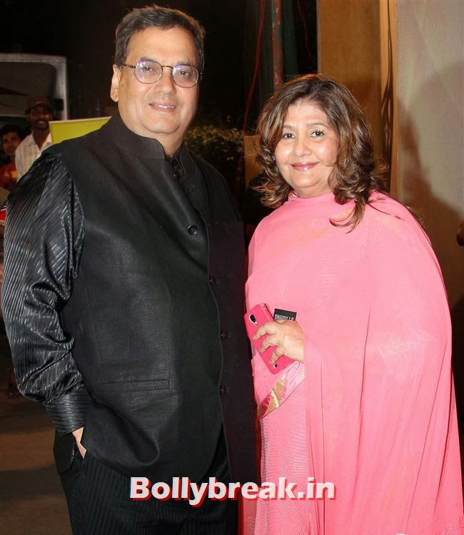 Subhash Ghai, Filmfare Awards 2014 Red carpet Images