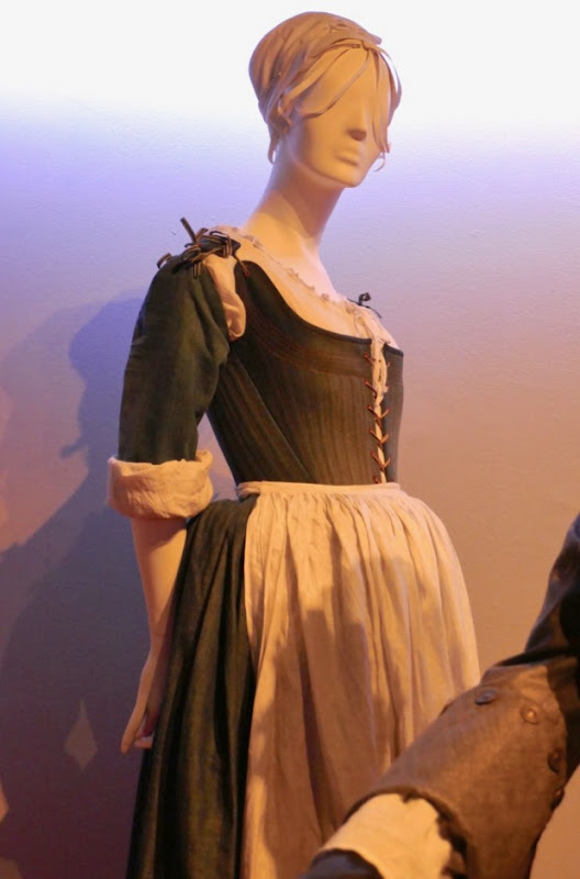 Emma Stone Favourite maid costume