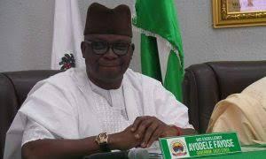 I'm Not Afraid Of EFCC, I Won't Run Away From Nigeria - Fayose