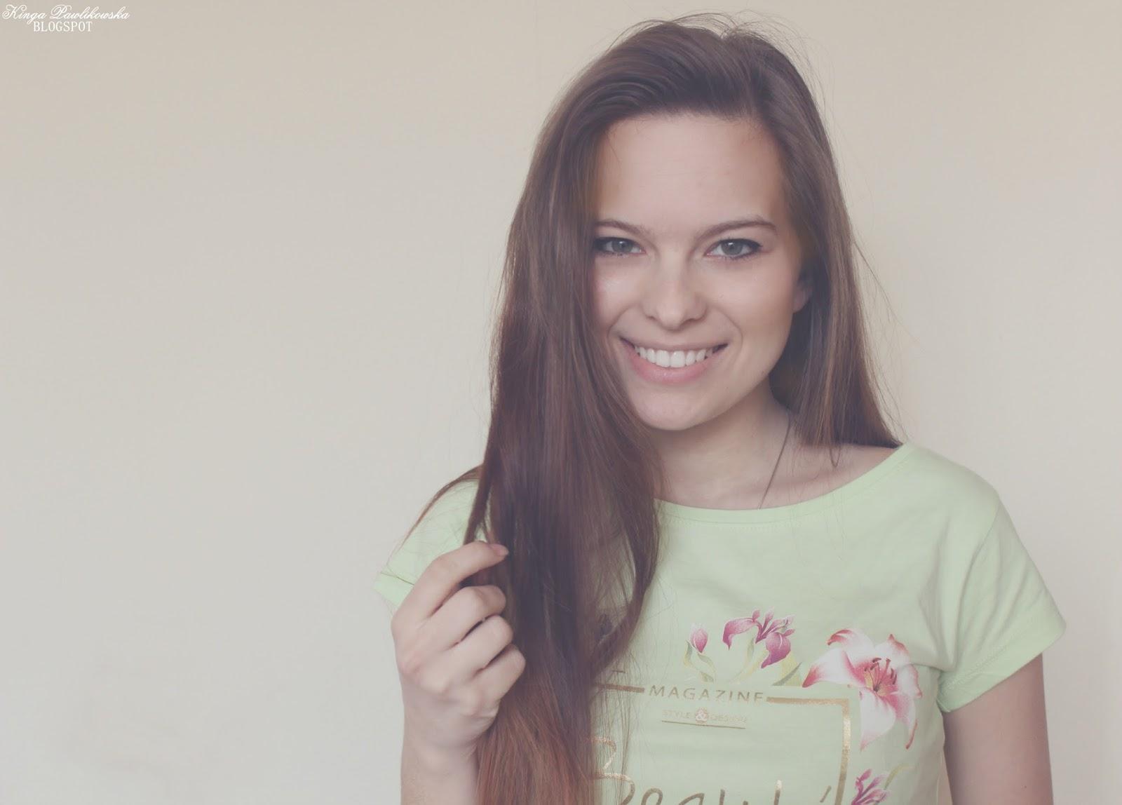 ❀ Pracowita niedziela + wiosenny t-shirt.