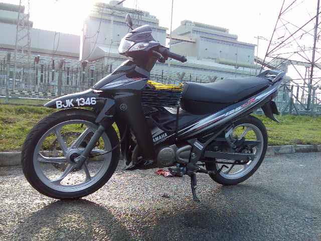 Yamaha 125Z version 3
