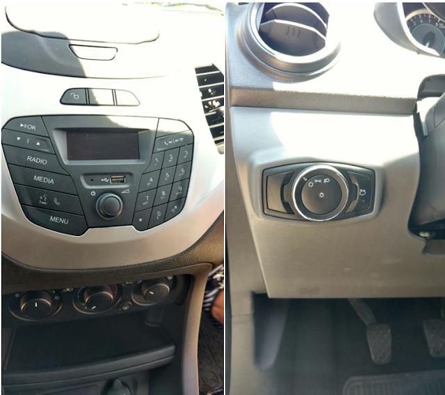 Ford Ka detalhes som