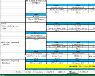 Download Aplikasi Jadwal Pelajaran Kurikulum 2013