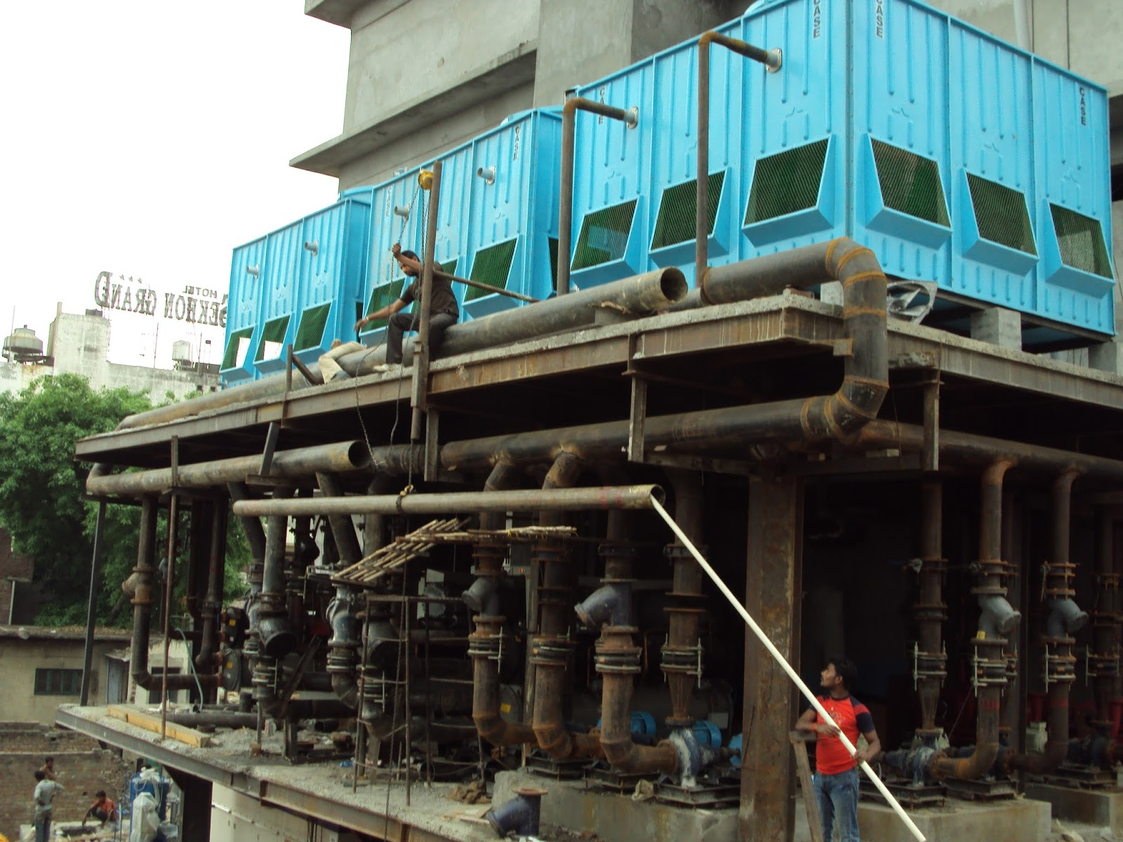 Cooling Tower Solutions  How To Check Cooling Tower