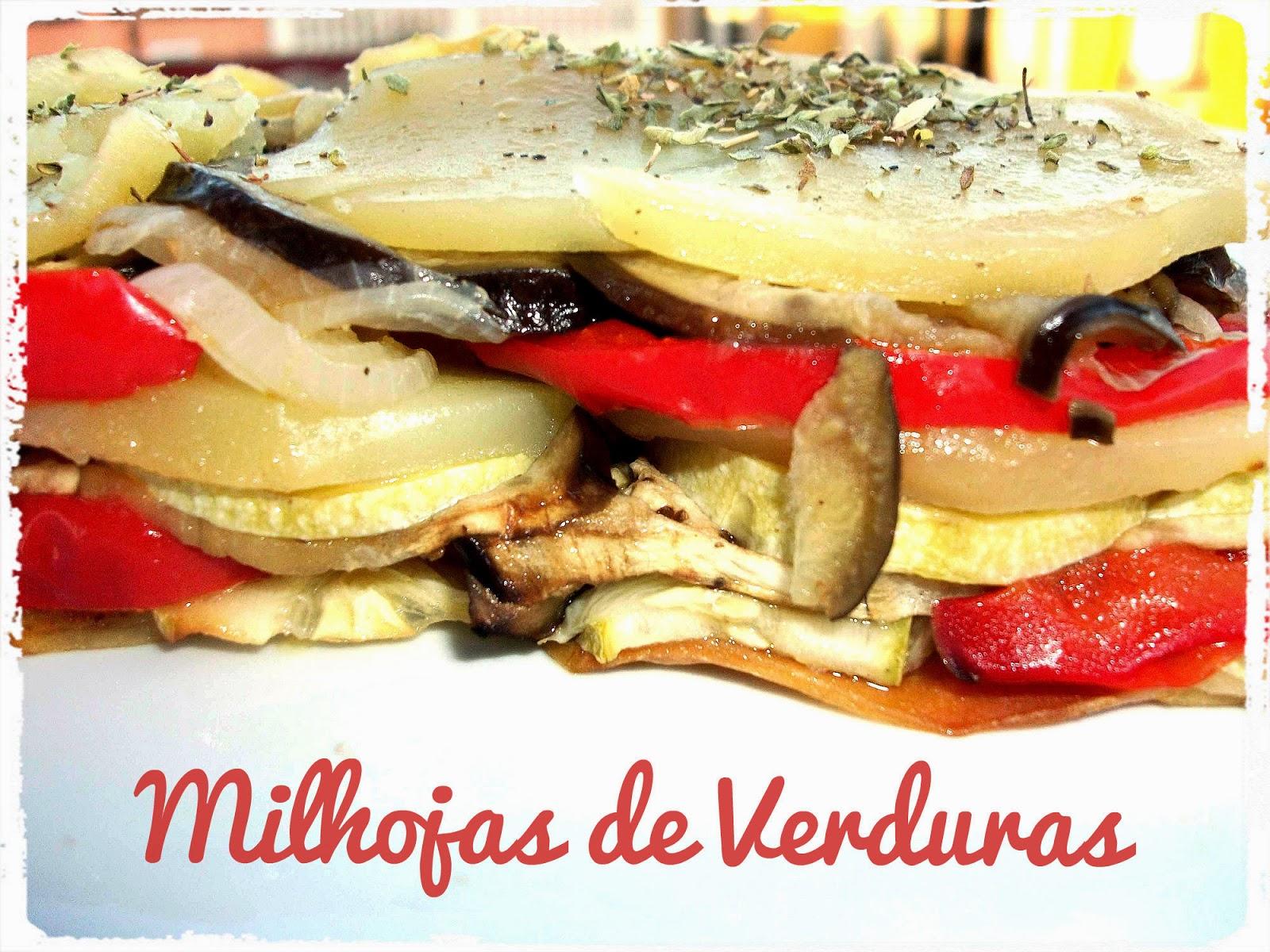 Dime Que Comes Milhojas De Verduras Superfácil Para Paciente Difícil