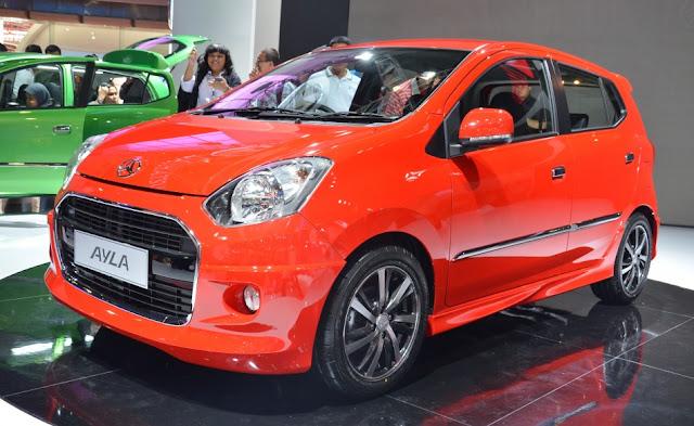 everythink Daihatsu AYLA Harga dan Spesifikasi
