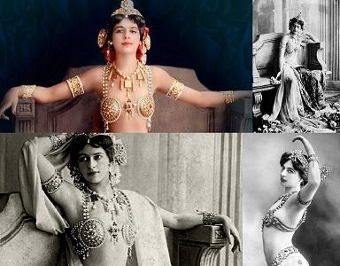 Mata Hari'nin Kafatası