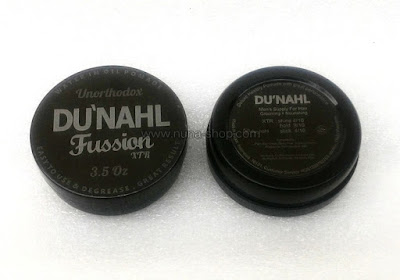 Du'nahl Fussion XTR Unorthodox Water Oil Pomade