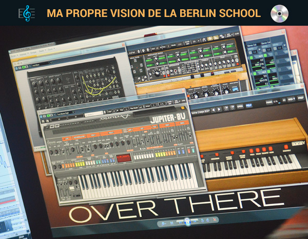 OVER THERE Berlin School music
