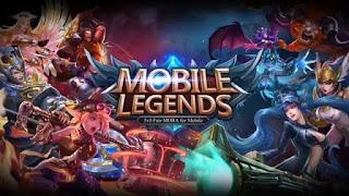 Mobile legend masih berada di pringkat pertama game terbaik android dengan kategori moba
