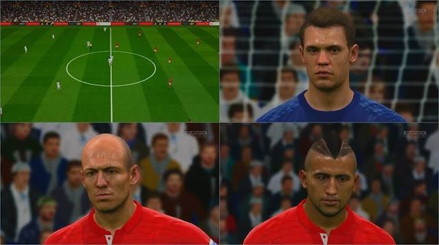 SweetFX Real HD PES 2017