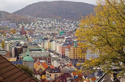 Mi viaje a Noruega: Oslo y Bergen