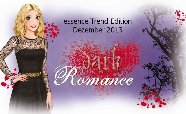 essence Dark Romance Limited Edition - Trend Edition - Preview