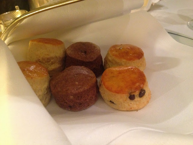 Thorntons Park Lane Afternoon Tea