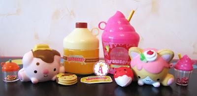 Smooshy Mushy 1 series toys