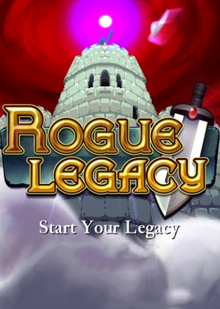 Rogue Legacy - PC (Download Completo em Torrent)
