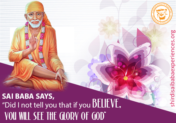 Sai Baba Always With Us - Experience Of Father & Daughter