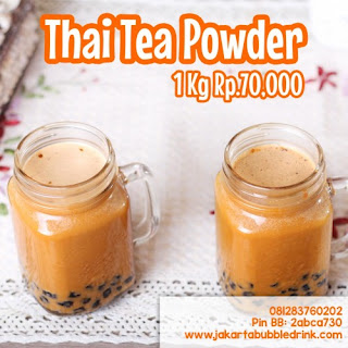 jual teh thai tea thailand tea