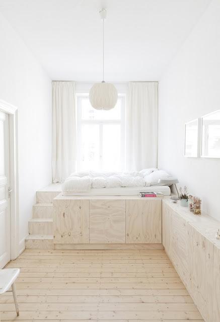 8  astuces pour aménager une petite chambre