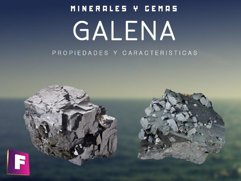 galena propiedades características y sus aplicaciones | Foro de minerales