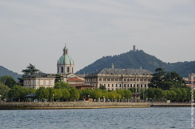 Viaje Italia visitar Como