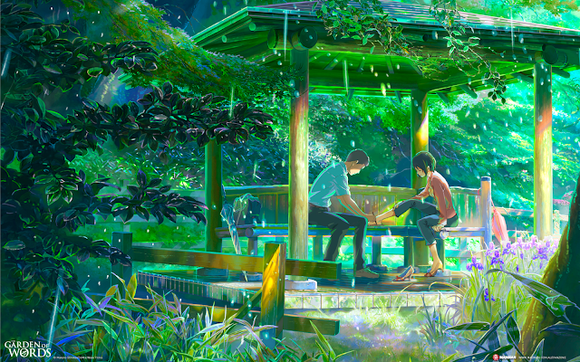 The Garden of Words