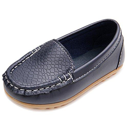 4342986193fa7 #3 #years LONSOEN Toddler/Little Kid Boys Girls Soft Synthetic Leather  Loafer Slip-On Boat-Dress ...