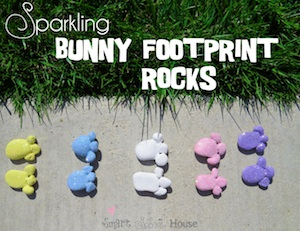 Footprint Rocks