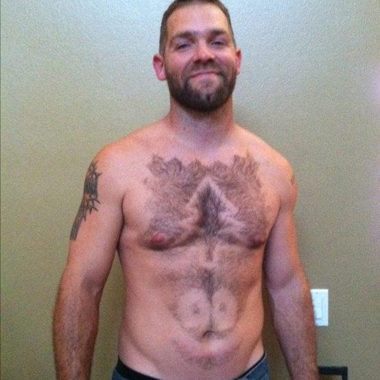 Hairy Ugly Man 110