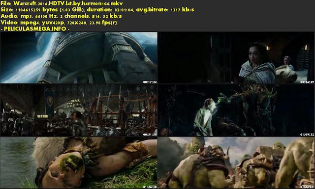 Descargar Warcraft: El primer encuentro de dos mundos Latino por MEGA.