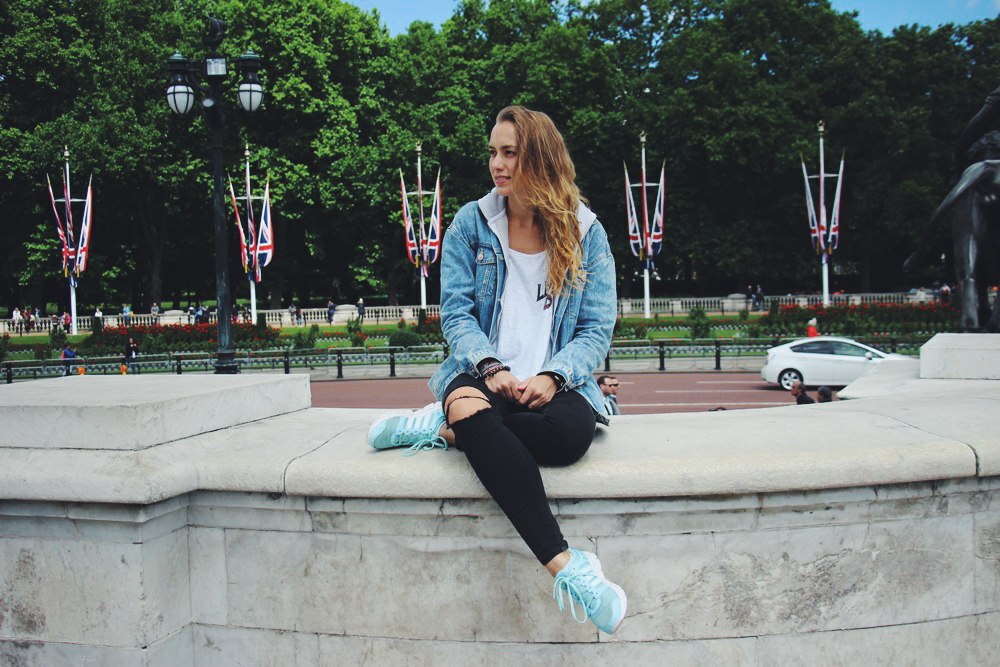OOTD: Relaxed in London!