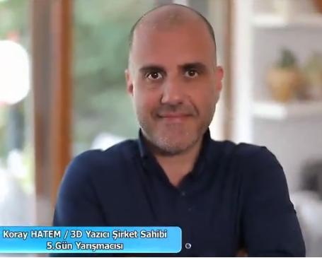 Yemekteyiz Koray Bey Kimdir?18 Mayıs Final Yarışmacısı Koray Hatem