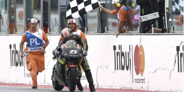 Johann Zarco, Pembalap Monster Yamaha Tech 3