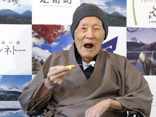 World's oldest man dies aged 113 in Japan