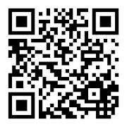 Tranquility has a QR Code