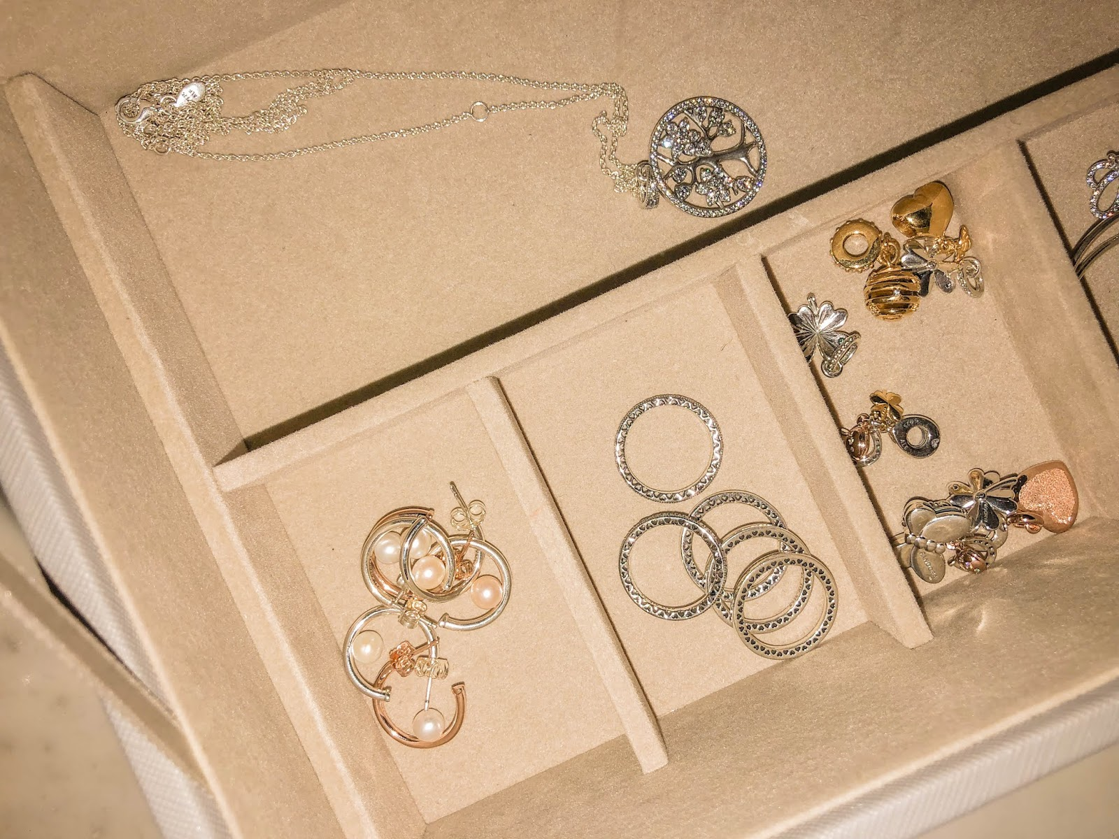 Pandora Garden spring/summer 2019 jewellery collection