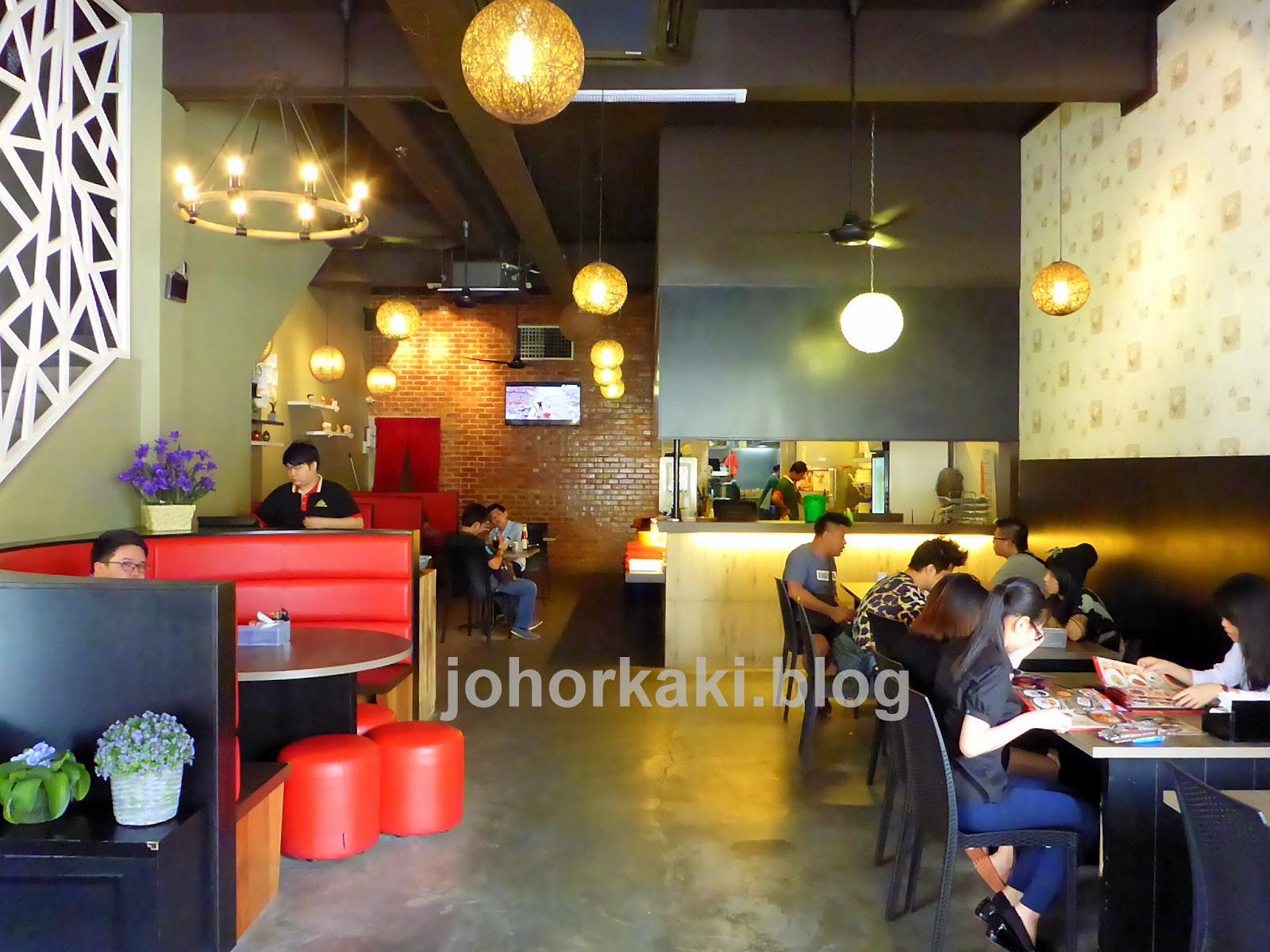 One two eat cafe at sutera utama johor bahru tony johor for Home decor johor bahru