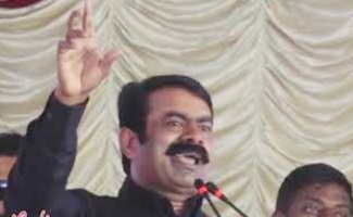 Seeman Speech at Chennai Valluvarkottam