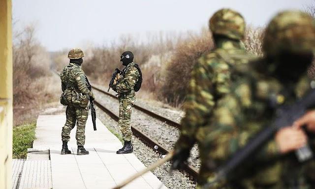 Επιπλέον ελληνικές ειδικές δυνάμεις αναπτύσσονται στα ελληνοτουρκικά σύνορα