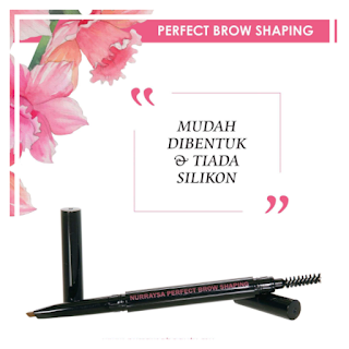 NURRAYSA PERFECT BROW SHAPING