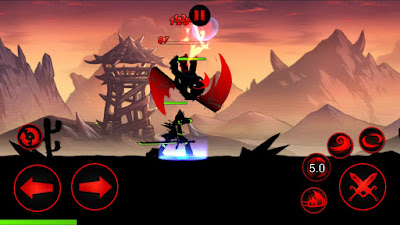 League of Stickman Mod APK