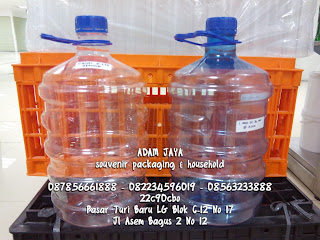 Grosir Tabung Mika Surabaya