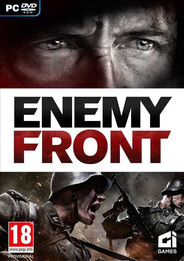 Enemy Front Download Cover Free Game