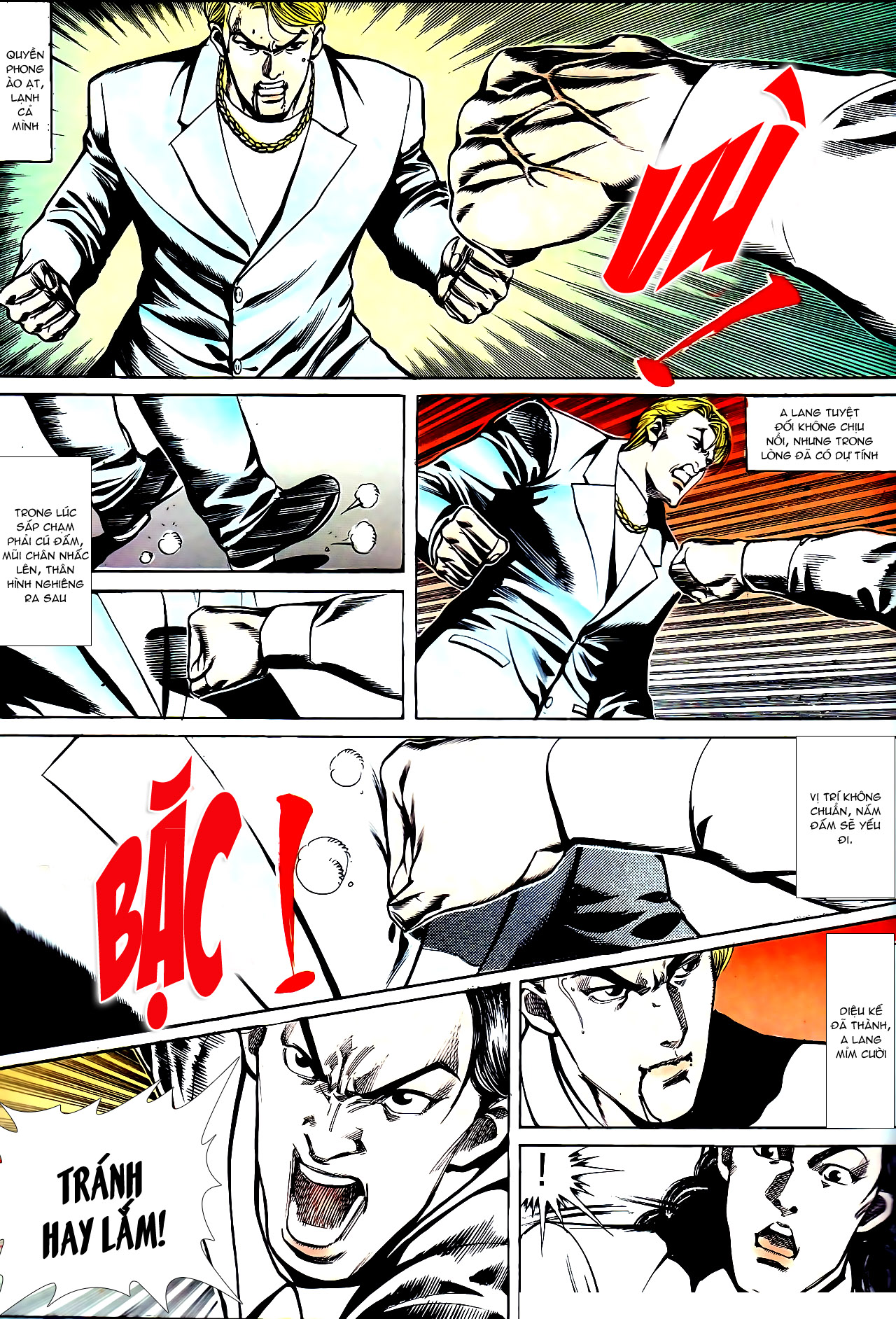 Người Trong Giang Hồ chapter 147: vĩnh biệt kk trang 18