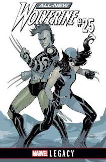 Wolverine #25 - Marvel Legacy