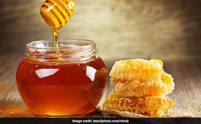 honey reduce dry cough