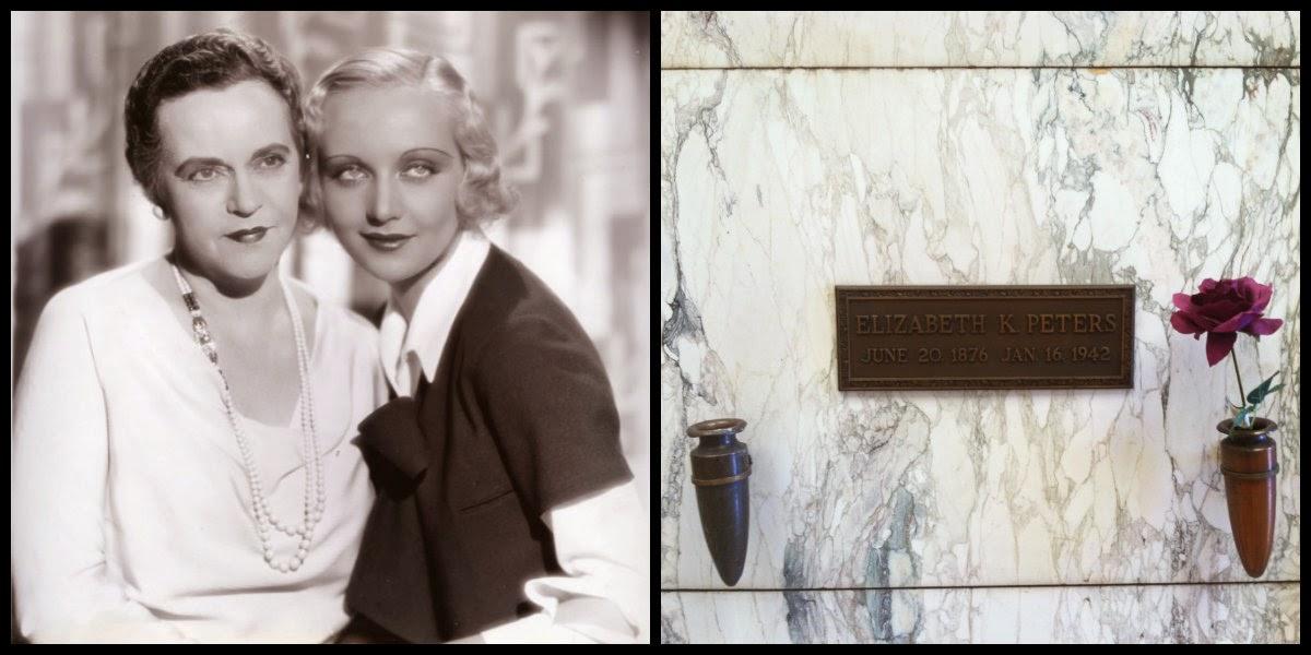 Silence is Platinum: New Grave Photos! Lauren Bacall Grave