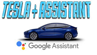 Tesla Model 3: Google Assistant Integration