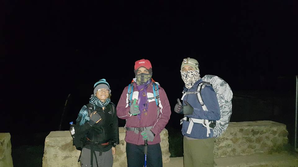 Here's a clue on how cold can it get in Mt. Pulag