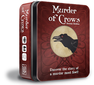 Murder of Crows: 2nd Edition